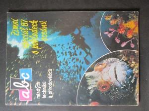 náhled knihy - ABC mladých techniků a přírodovědců. Zimní speciál 87 o pokladech oceánů