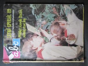 náhled knihy - ABC mladých techniků a přírodovědců. Letní speciál 89. Příběhy z Kroniky Strážců, návody, čtení, hry