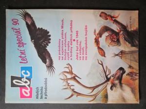 náhled knihy - ABC mladých techniků a přírodovědců. Letní speciál 90