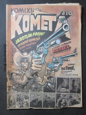 náhled knihy - Kometa č. 15
