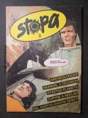 náhled knihy - Stopa 2. Kreslené seriály