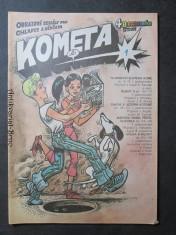 náhled knihy - Kometa 3. Obrazové seriály pro chlapce a děvčata