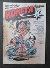 náhled knihy - Kometa 2. Obrazové seriály pro chlapce a děvčata
