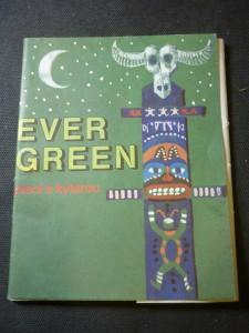 náhled knihy - Ever Green písní s kytarou