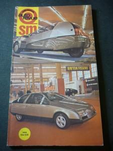 náhled knihy - svět motorů: auto revue