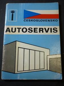 náhled knihy - Autoservis Československo