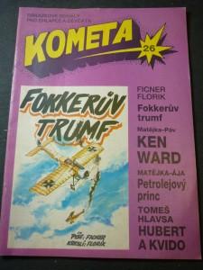 náhled knihy - Kometa č.26