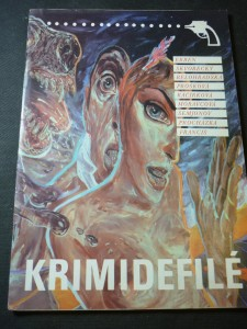 náhled knihy - Krimidefilé