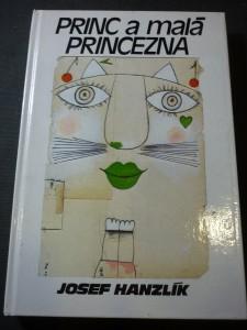 náhled knihy - Princ a malá princezna