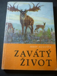 náhled knihy - Zavátý život : [populárně naučná četba dopln. paleontologické učivo učebnic všeobec. vzdělávacích škol]