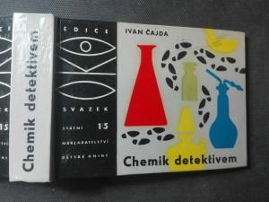 náhled knihy - Chemik detektivem