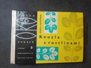 náhled knihy -  Kouzla s rostlinami