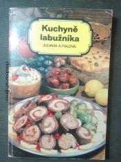 náhled knihy - Kuchyně labužníka