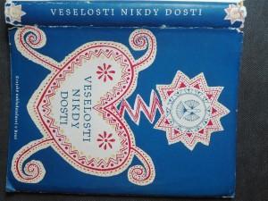 náhled knihy - Veselosti nikdy dosti, Lidová vyprávění z Moravy