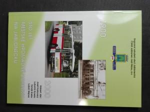 náhled knihy - Sto let městské hromadné dopravy na Jablonecku 1900 - 2000