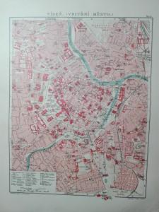 náhled knihy - Vídeň (vnitřní město)