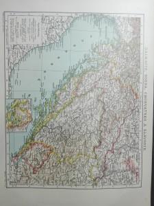 náhled knihy - Dalmacie, Bosna, Chorvatsko a Slavonie