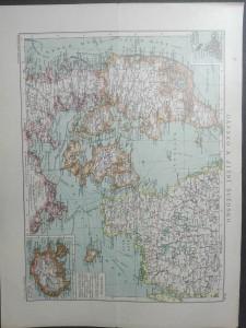 náhled knihy - Dánsko a Jižní Švédsko