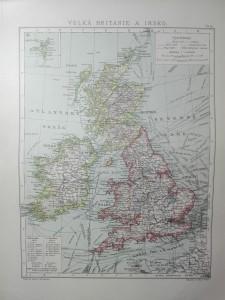 náhled knihy - Velká Británie a Irsko