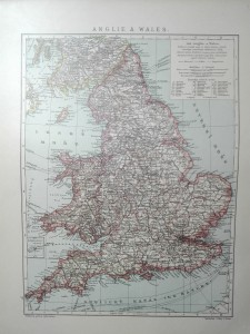 náhled knihy - Anglie a Wales