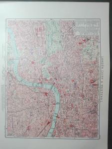 náhled knihy - Londýn (city a westend)