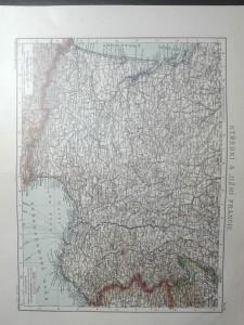 náhled knihy - Střední a jižní Francie