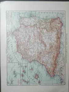 náhled knihy - Španělsko a Portugalsko