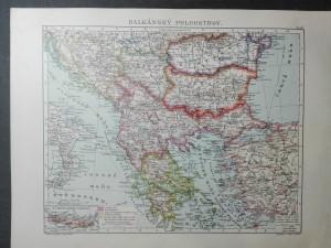 náhled knihy - Balkánský poloostrov