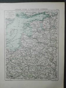 náhled knihy - Západní Rusko a pobaltické gubernie