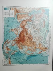 náhled knihy - Asie (fysikální přehled)