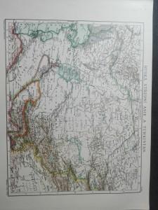 náhled knihy - Ruská střední Asie a Turkistan