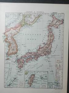 náhled knihy - Japan a Korea
