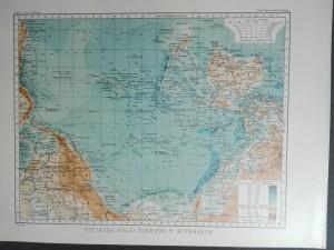 náhled knihy - Australie a Okeanie (fysik. přehled)