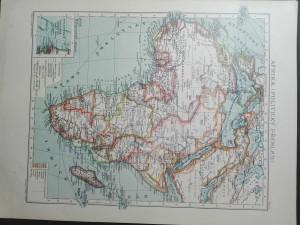 náhled knihy - Afrika (politický přehled)
