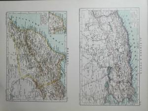 náhled knihy - Alžírsko a Tunis