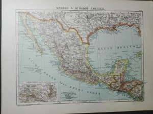 náhled knihy - Mexiko a Střední Amerika