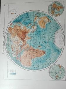 náhled knihy - Planigloby země II. Východní polokoule