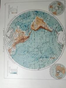náhled knihy - Planigloby země I. Západní polokoule