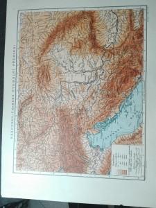 náhled knihy - Rakousko-Uhersko (fysikální přehled)