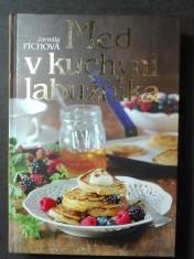 náhled knihy - Med v kuchyni labužníka