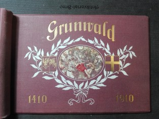 náhled knihy - Grunwald 1410 - 1910 Jubilejní album
