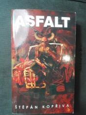 náhled knihy - Asfalt