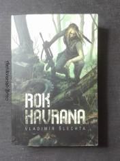 náhled knihy - Rok Havrana