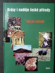 náhled knihy -  Krásy i naděje české přírody : (národní parky a chráněné krajinné oblasti)