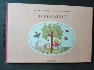 náhled knihy - O jabloňce