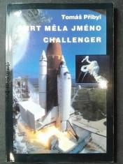 náhled knihy - Smrt měla jméno Challenger