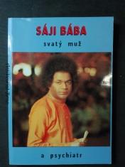 náhled knihy - Sáji Bába, svatý muž a psychiatr