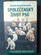 náhled knihy - Společenský život psů