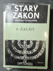 náhled knihy - Starý zákon : překlad s výkladem. 9, Žalmy