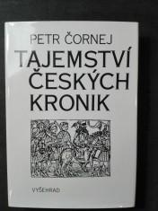 náhled knihy - Tajemství českých kronik